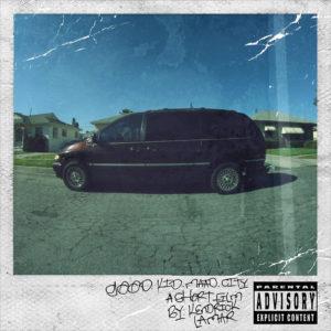 Coverartwork von der Deluxe Edition des Kendrick Lamars Album